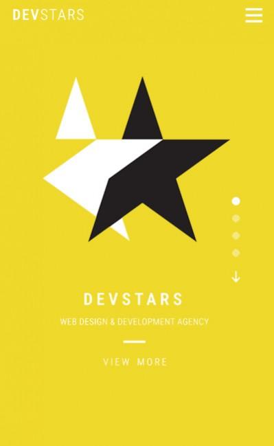 DevstarsのレスポンシブWebデザイン