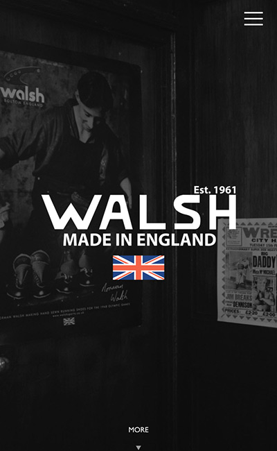 WALSH – ウォルシュ