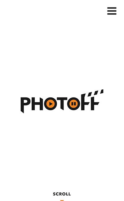 映像制作、写真撮影はPHOTOFF