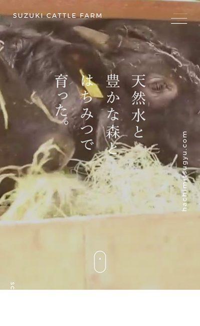 石川はちみつ牛
