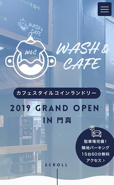 Wash&Cafe