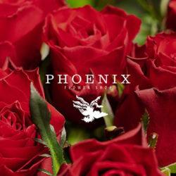 PHOENIX FLOWER SHOPのレスポンシブWebデザイン