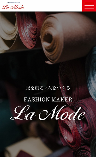 FASHION MAKER  La Mode