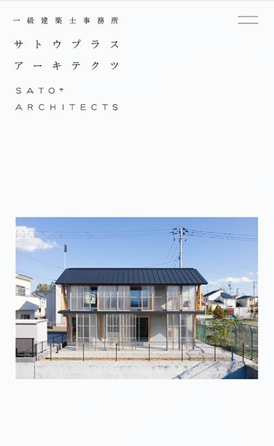 SATO+ ARCHITECTS